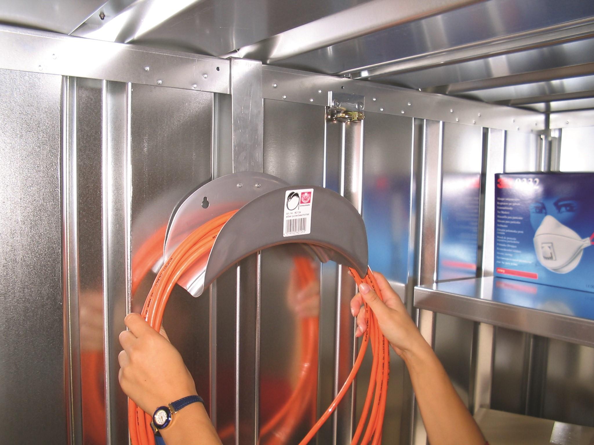 BOS Ophangbeugel Voor Slang/Kabel